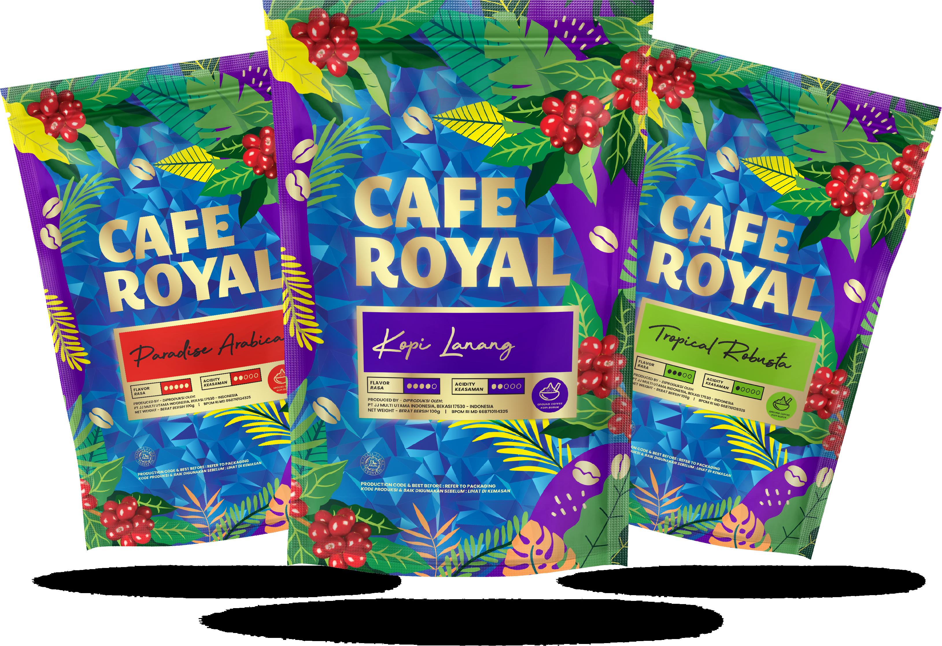 varian cafe royal